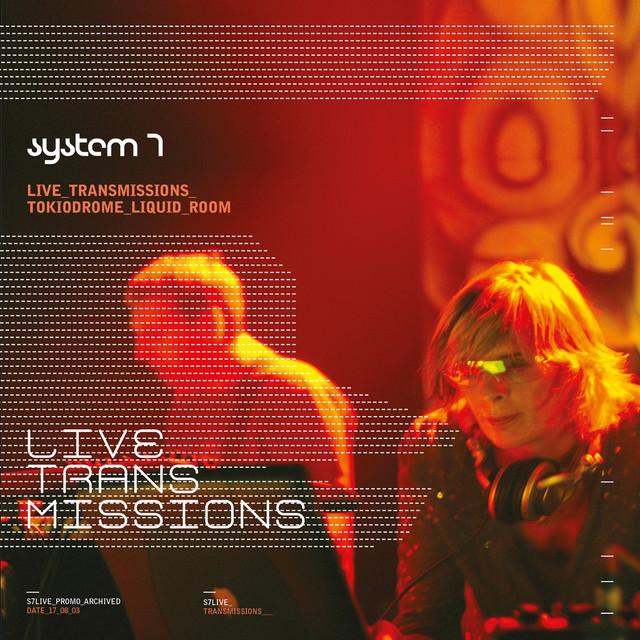 Live Transmissions (Live at Tokiodrome Liquid Room, 17/08/03)