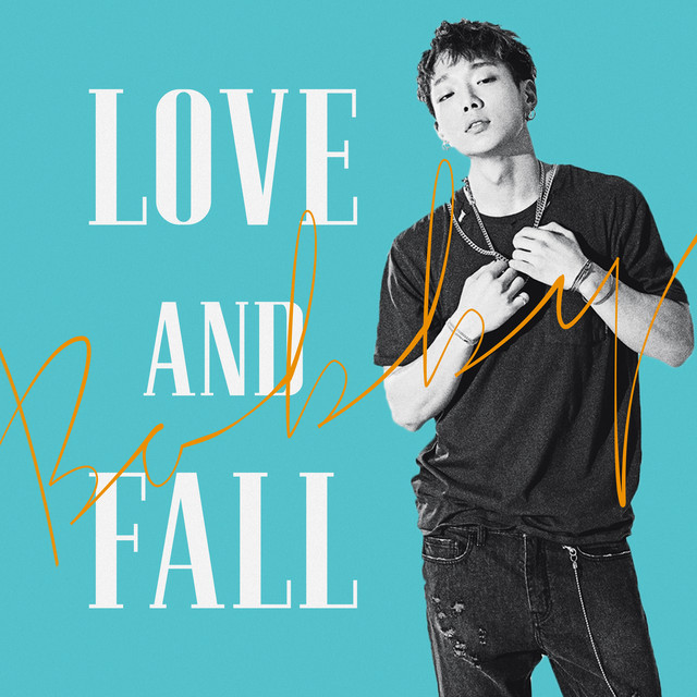 Album cover for LOVE AND FALL by BOBBY