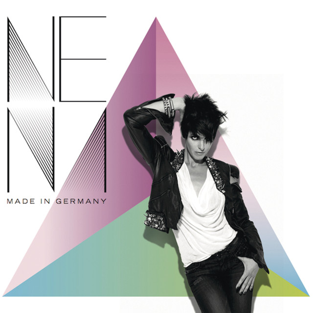 Nena Made in Germany album cover