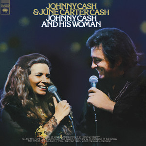 Johnny Cash And His Woman (with June Carter Cash) album