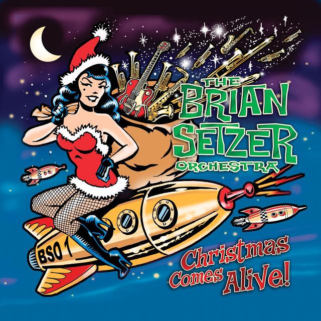 Christmas Comes Alive! (Live)