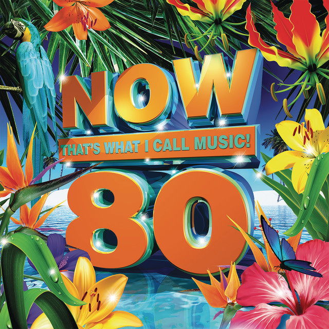 Various Artists Now That's What I Call Music! Vol. 80 album cover