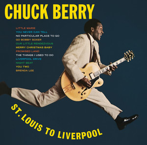 St. Louis to Liverpool Albumcover
