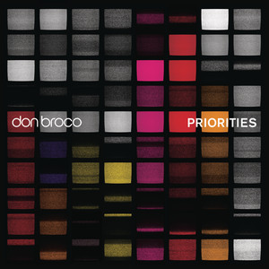 Priorities (Deluxe Version) Albümü