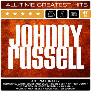 Johnny Russell All Time Greatest album
