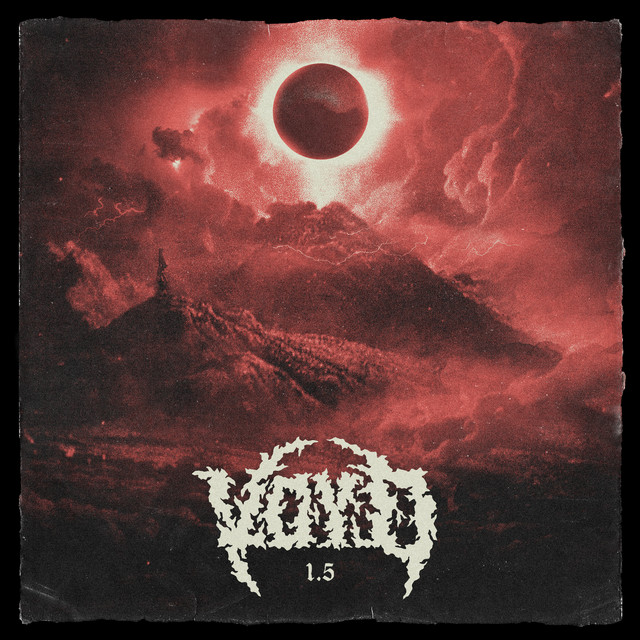 Album cover for VOYD Vol. 1.5 by SVDDEN DEATH