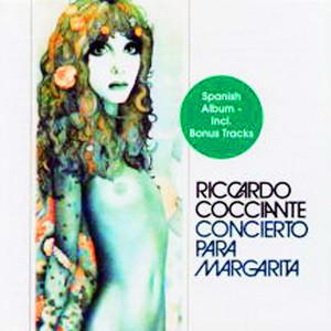 Concierto Para Margarita Albumcover