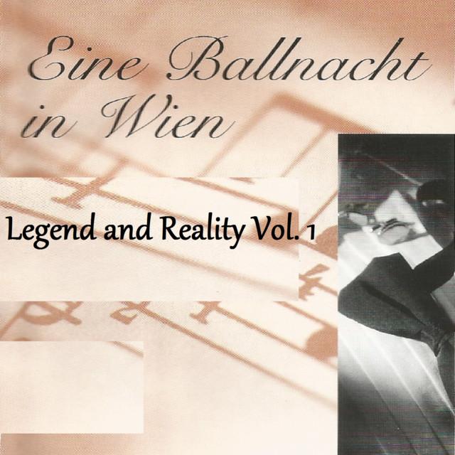 Eine Ballnacht in Wien - Legend and Reality Vol. 1 Albumcover