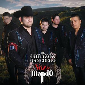 De Corazón Ranchero Albumcover