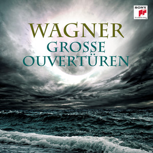 Wagners grosse Ouvertüren Albumcover