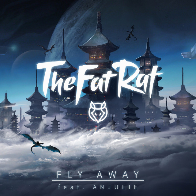 fly away a song by thefatrat anjulie on spotify. Black Bedroom Furniture Sets. Home Design Ideas