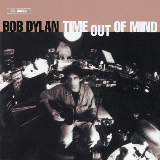 Skivomslag för Bob Dylan: Time Out Of Mind