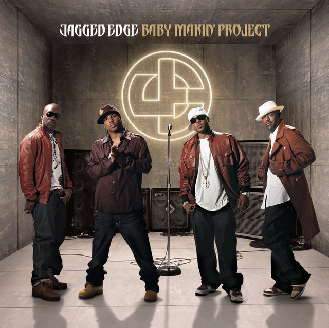 Jagged Edge Baby Makin' Project album cover