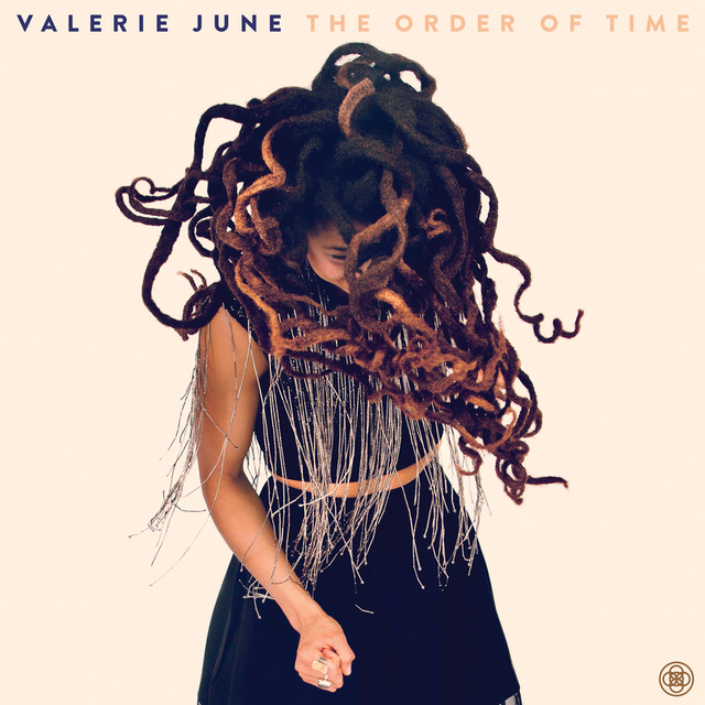 Skivomslag för Valerie June: The Order Of Time