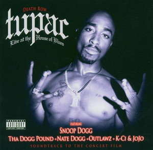 Tupac - Live at the House of Blues Soundtrack Albümü