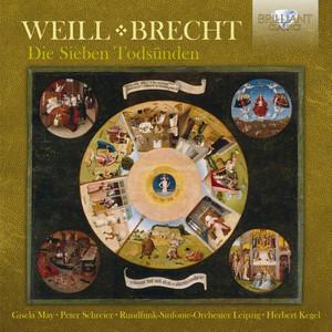 Weill, Brecht: Die Sieben Todsünden album