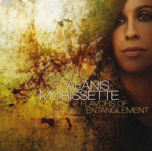 Flavors Of Entanglement Albumcover