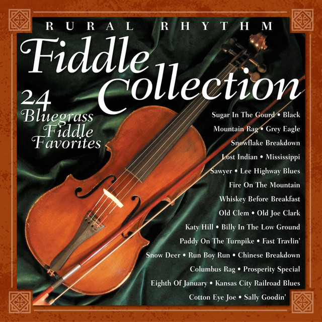 Rural Rhythm Fiddle Collection: The Best of 24 Bluegrass