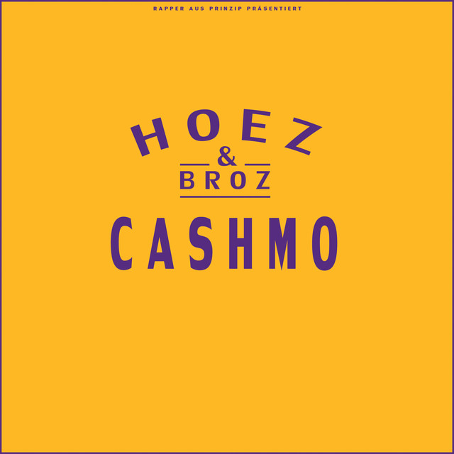 Album cover for Hoez & Broz (Deluxe Version) by Cashmo