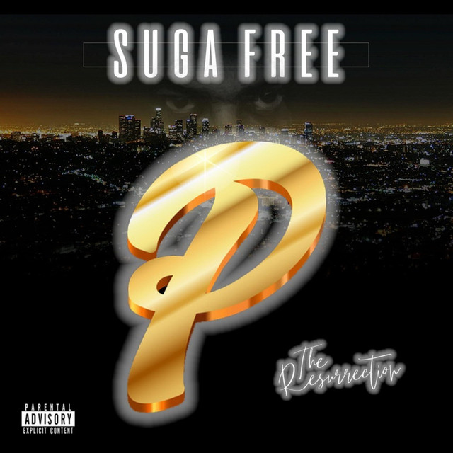 Album cover for The Resurrection by Suga Free
