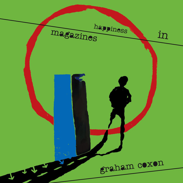 Album cover for Happiness In Magazines by Graham Coxon