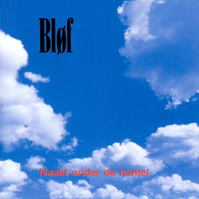 BLØF Naakt onder de hemel album cover