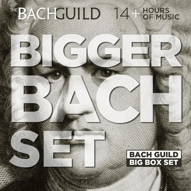 Bigger Bach Set Albumcover