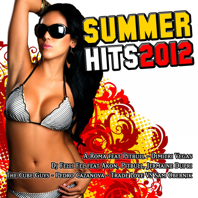 Various Artists Summer Hits 2012 album cover