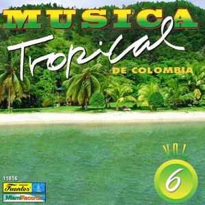 Música Tropical de Colombia, Vol. 6 Albumcover