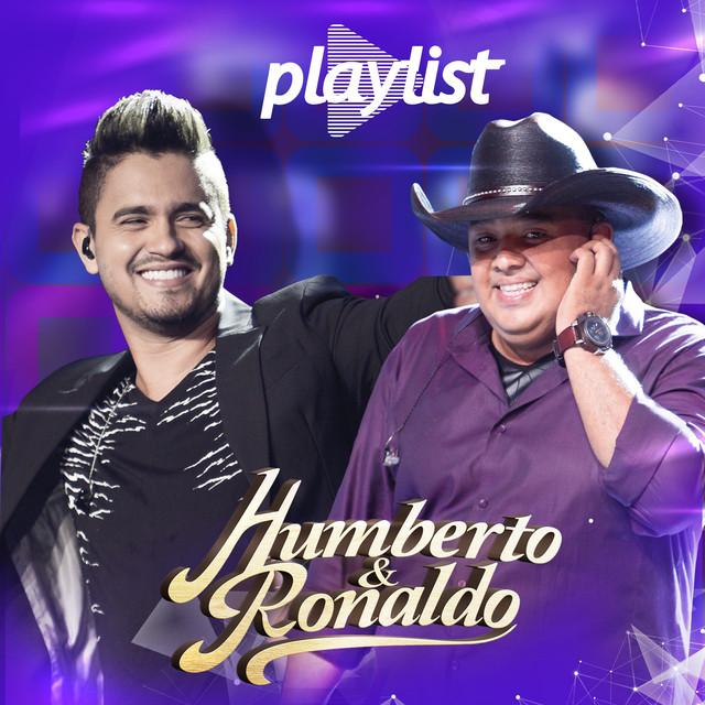 Album cover for Playlist (Ao Vivo) by Humberto & Ronaldo