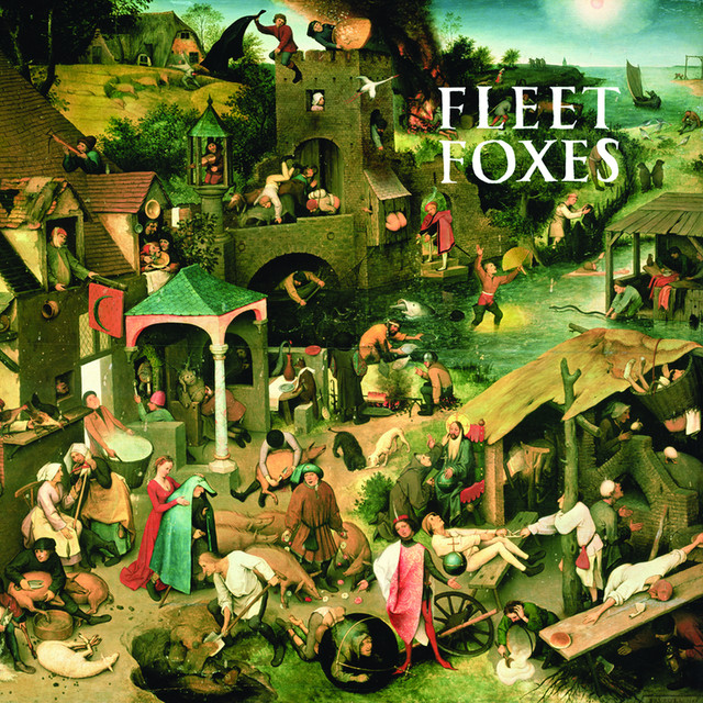 Album cover for Fleet Foxes by Fleet Foxes