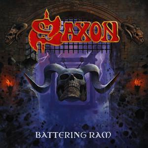 Saxon Queen of Hearts cover
