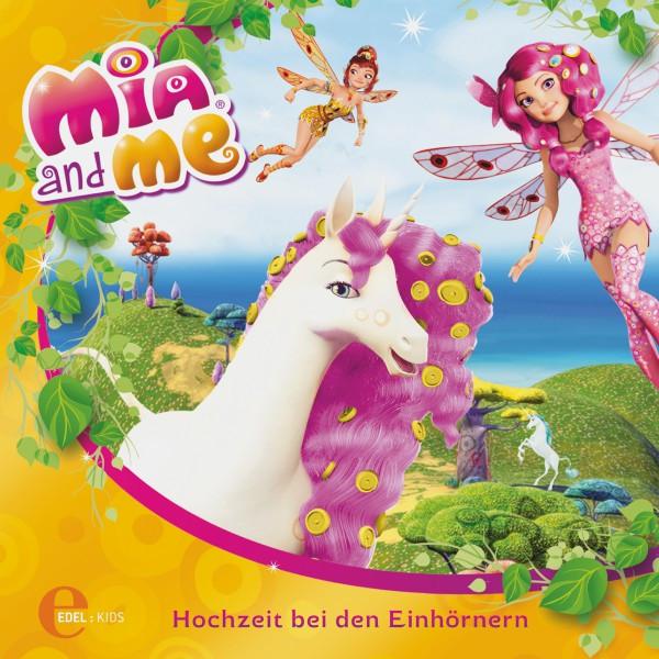 Folge 2: Hochzeit bei den Einhörnern (Das Original-Hörspiel zum Buch) Cover
