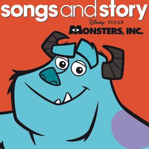 Dom De Luise Monsters, Inc. cover
