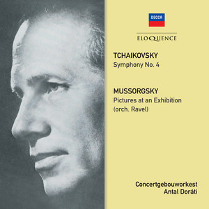 Tchaikovsky: Symphony No. 4 / Mussorgsky: Pictures At An Exhibition Albümü