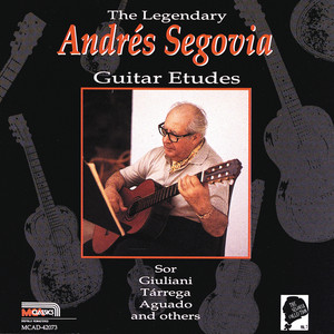 Guitar Etudes - The Segovia Collection, Vol. 7 - Sor, Fernando