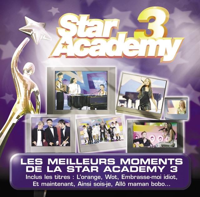 les meilleurs moments du prime by star academy iii on spotify. Black Bedroom Furniture Sets. Home Design Ideas