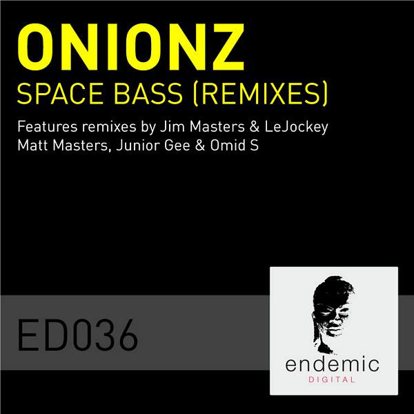 Space Bass - Jim Masters & Le Jockey Main Sequence Dub, a