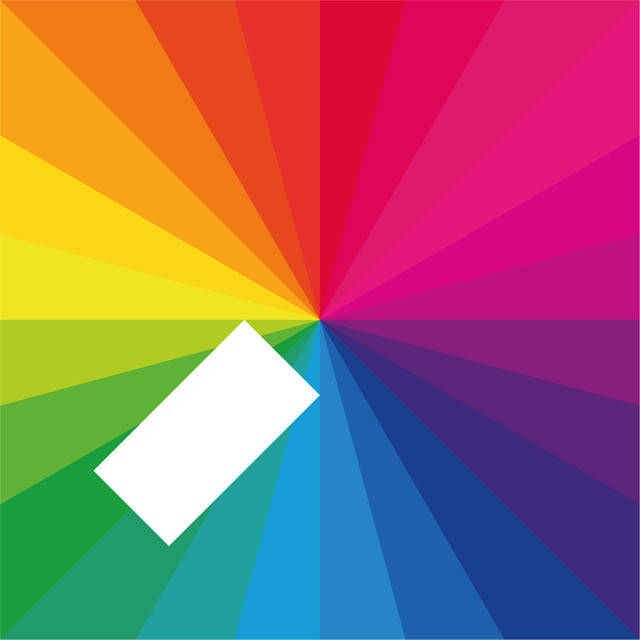 in colour by jamie xx on spotify