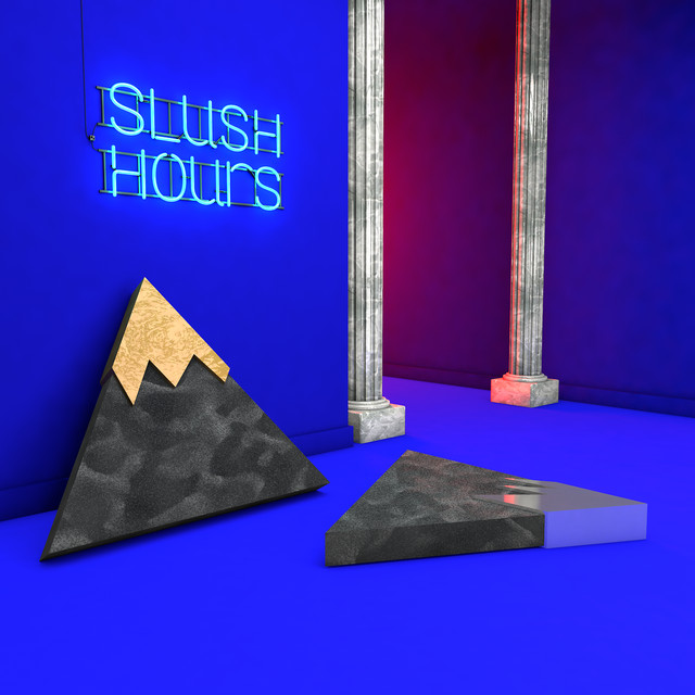 Album cover for Slush Hours by Phlake
