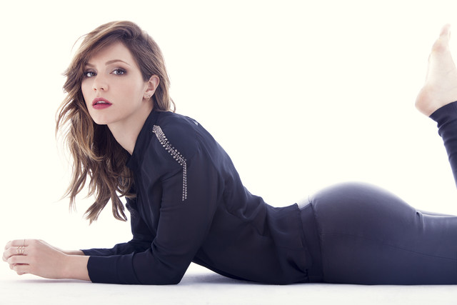 Katharine McPhee Can't Help Falling in Love cover