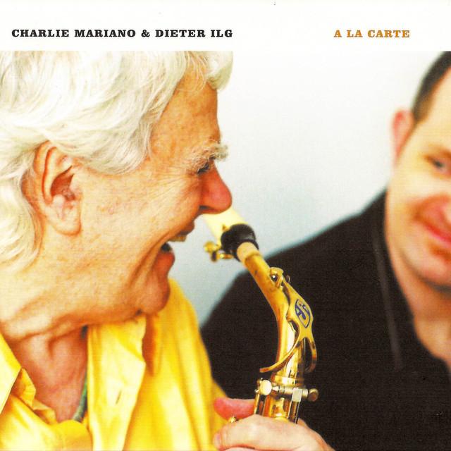 Charlie Mariano, Dieter Ilg A La Carte album cover