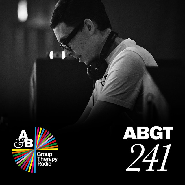 Album cover for Group Therapy 241 by Above & Beyond