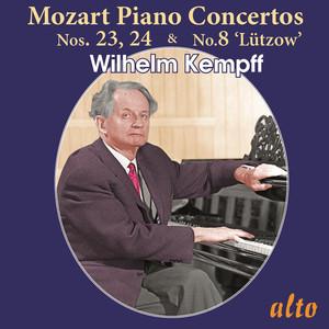 Mozart Piano Concertos 23, 24, & No.8 'Lützow' Albümü