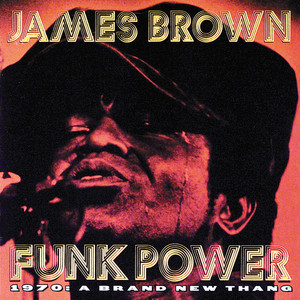 Funk Power 1970: A Brand New Thang Albumcover