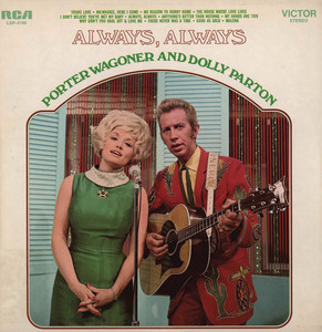 Porter Wagoner, Dolly Parton Why Don't You Haul Off & Love Me cover