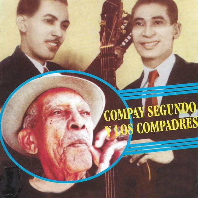 Album cover for Compay Segundo y los Compadres by Compay Segundo, Los Compadres