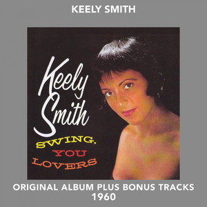 Keely Smith, Orchestra Gerald Dolin Hello, Young Lovers cover
