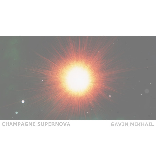 Champagne Supernova (Acoustic) by Gavin Mikhail on Spotify
