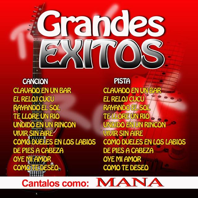 Maná Grandes album cover